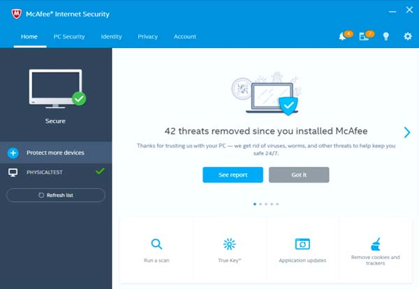 Mcafee Internet Security Free Trial 180 Days Free Download