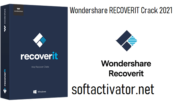 Wondershare Recoverit Crack With Serial Key [2021]