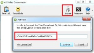 4k video downloader 3.6 license key