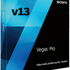 SONY Vegas Pro 13.0 Build 453 Cracked Full