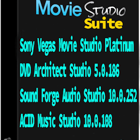 Sony Movie Studio Suite 13.0.955 + Crack