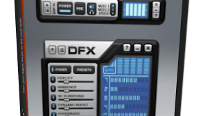 DFX Audio Enhancer 12.010 Incl Patch