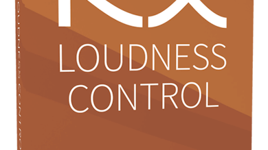 iZotope RX Loudness Control 1.01 + Crack