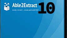 Able2Extract Professional 10 Full Incl Crack