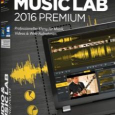 MAGIX Audio & Music Lab 2016 Premium + Crack