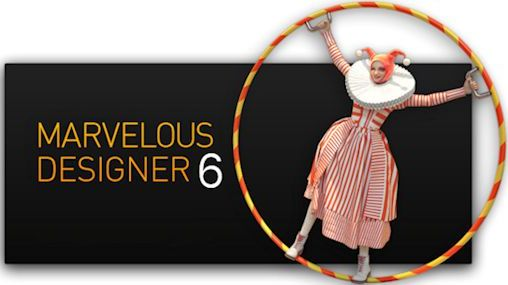 MarvelousDesigner 6