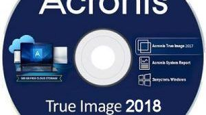 Acronis True Image 2018 Cracked Bootable