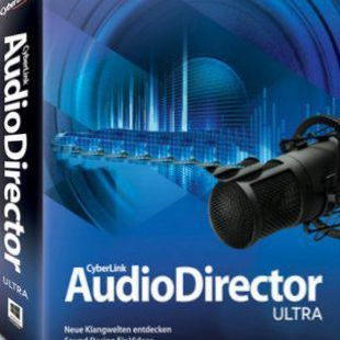 Download CyberLink AudioDirector 8 Ultra Crack + Serial