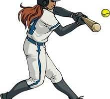 Softball. It's Really About the Girls