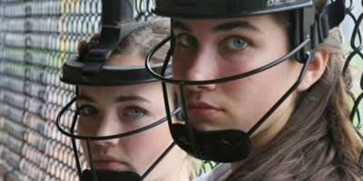 February FACEMASK Awareness Month | softball is for girls