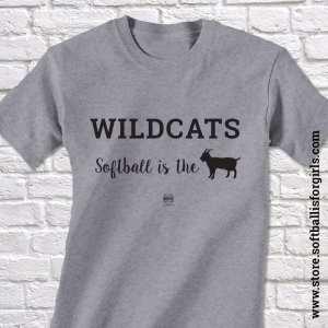 team softball shirt