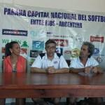 Presentaron el Nacional de Clubes 2016