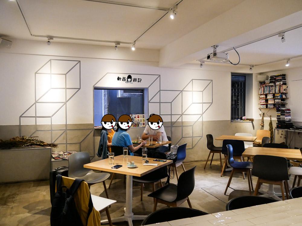 科技大樓站不限時咖啡廳推薦》Stoppage Time補時●超可愛方塊個人座位區 一個人來也可以! 免費插座/wifi 不限時咖啡廳推薦 台北不限時咖啡廳