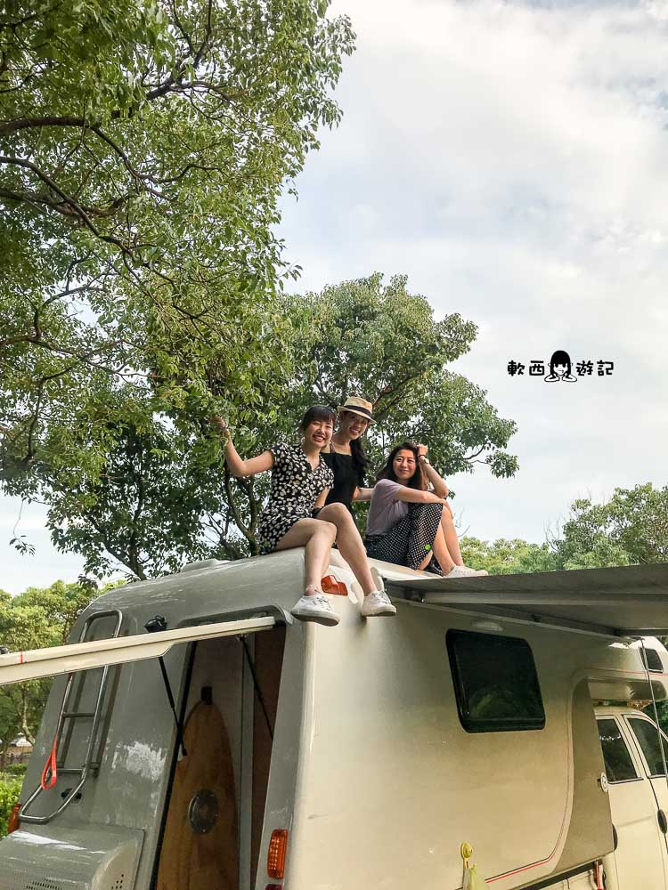 露營車一日遊推薦》跟著「鈦美旅行社」露營車一起上山下海●露營車旅遊專人駕駛不怕累!冷氣淋浴間通通有!家庭閨蜜出遊露營車一車搞定