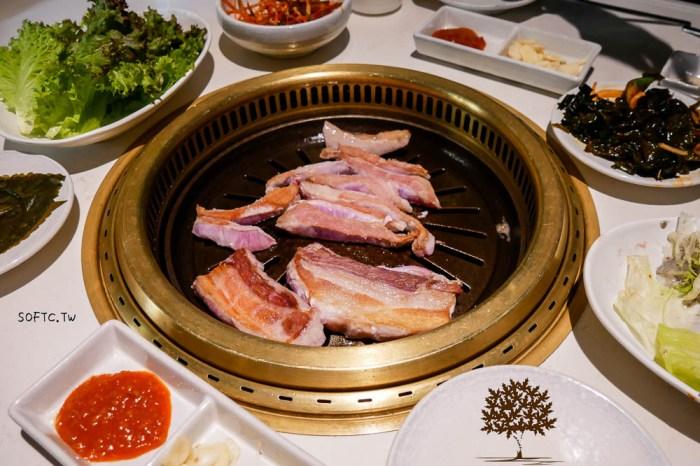 信義區韓式烤肉餐廳》Maple Tree House楓樹韓國烤肉●是否過譽的CNN世界上最好吃韓國烤肉 還沒開門就排滿人潮韓式烤肉店