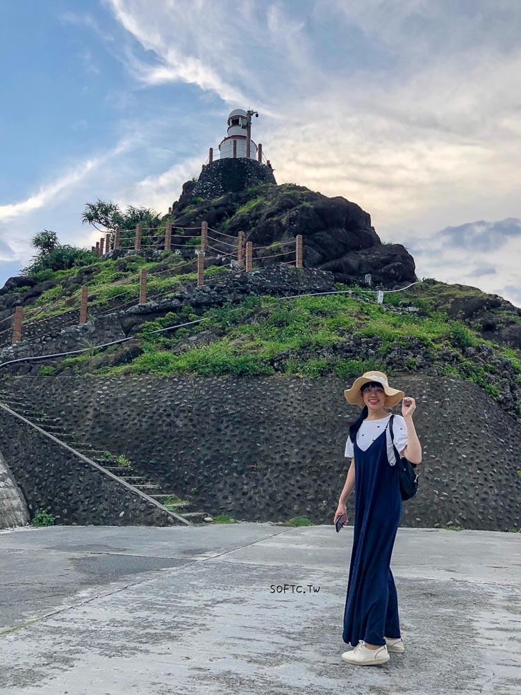 蘭嶼椰油部落景點推薦》蘭嶼燈塔●全台海拔最高燈塔原來在蘭嶼! 一網打盡新舊蘭嶼燈塔