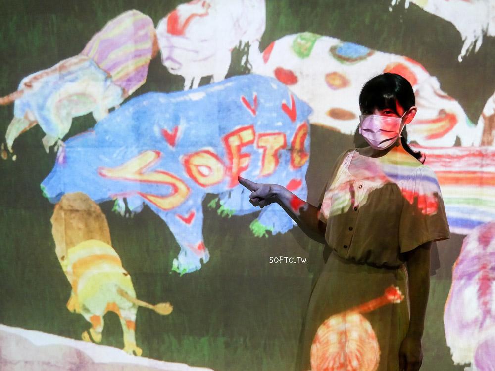 台北展覽推薦》teamlab未來遊樂園&與花共生的動物們●台北開展啦!teamlab優惠票購買 9大互動藝術作品夢幻又好拍!