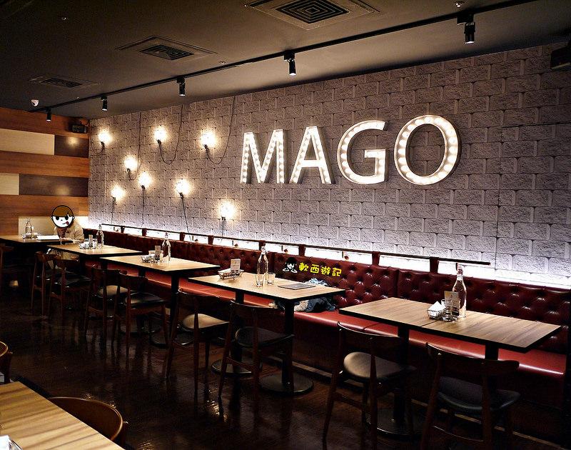 (已歇業)[食記]台北101/世貿站 信義威秀 MAGO料理魔術美學 五彩繽紛創意魔幻至尊比薩球
