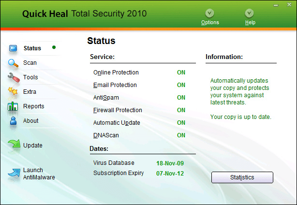 Top 10 Total Security Antivirus Pc
