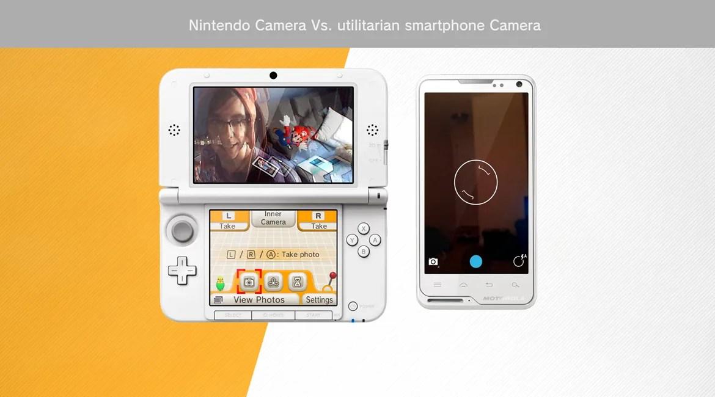 Nintendo camera