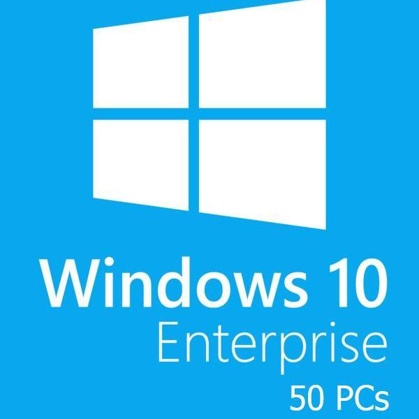 Buy Windows 10 Enterprise for Windows at Best Price | 50 Pc's License