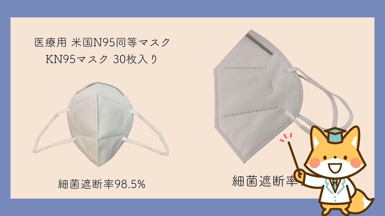KN95マスクは2回まで再利用可能【厚生労働省から例外的取扱いについて】