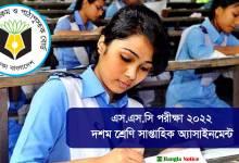 Class 10 Assignment 2021 for SSC Exam 2022 Best PDF Free