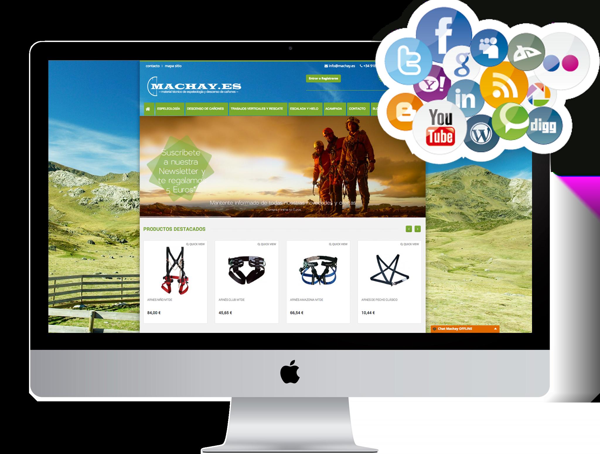 SoftDream ofrecemos tiendas online a medida con WooCommerce para WordPress, PrestaShop o Magento. Tienda online Modular, Tienda Online, Blog , Renting Tienda online . Alcorcón, Madrid