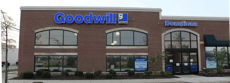 Goodwill Industries Storefront