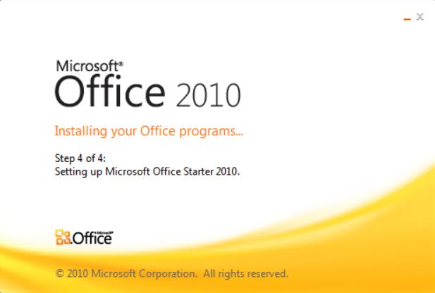 Microsoft Office Starter 2010 Download Free For Windows 10 7 8 64 Bit 32 Bit