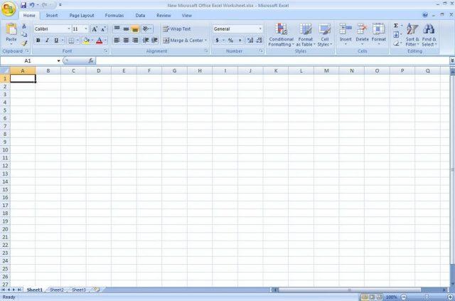نتيجة الصورة لـ Microsoft Office 2007