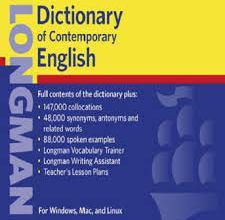 Longman Dictionary Of Contemporary English logo