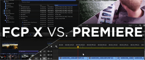 difference Final cut pro vs adobe premiere for windows