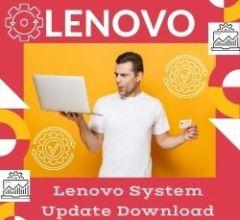 Lenovo System Update Download