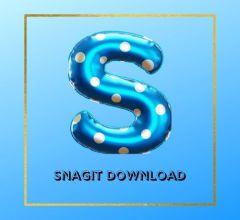 SnagIt Download