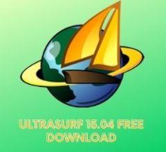 UltraSurf 15.04 free download