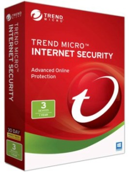 Trend Micro Internet Security Serial Number 2020