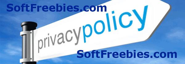 Privacy Policy softfreebies com