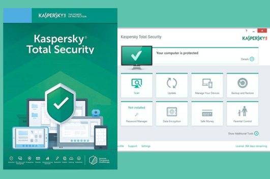 Kaspersky Total Security 2021 Activation Code