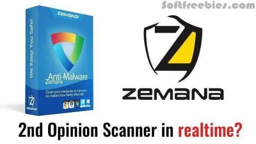 Zemana AntiMalware Premium License Key Free 2021 1 Year