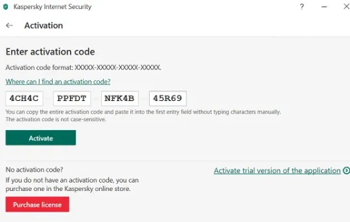 kaspersky intenet securty 2020 activation code Free
