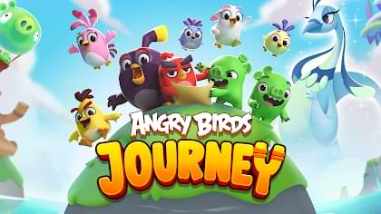 Angry Birds Journey Hack