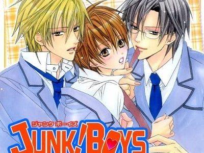 JUNK!BOYS 2 ~シンデレラを探せ!~