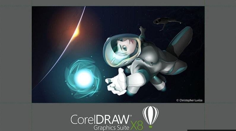 Corel Draw X8 Keygen Cracked For Windows 7, 8, 8.1 & 10