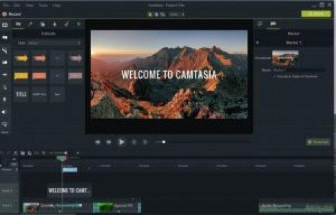 Camtasia Studio 8 Crack Product Key Full Final Download