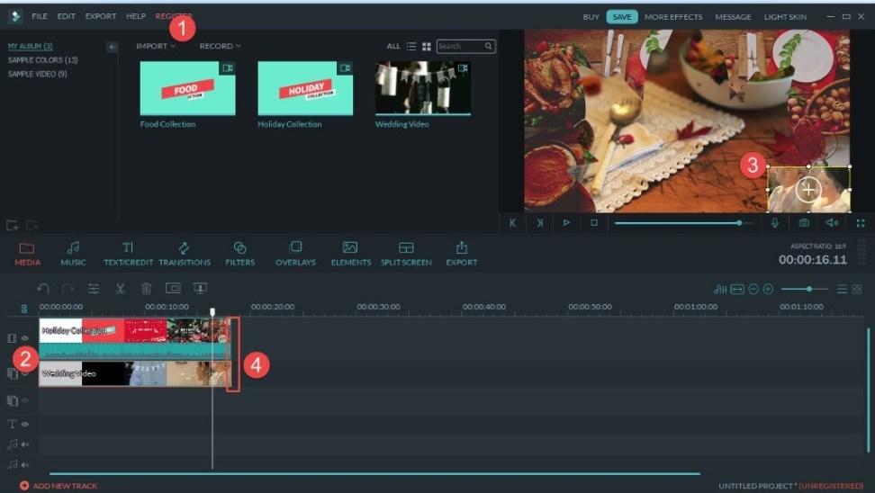 Wondershare Filmora 9 Crack + Registration Code For Lifetime