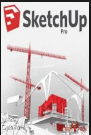 SKetchUP Pro Crack plus key serial-crackfax