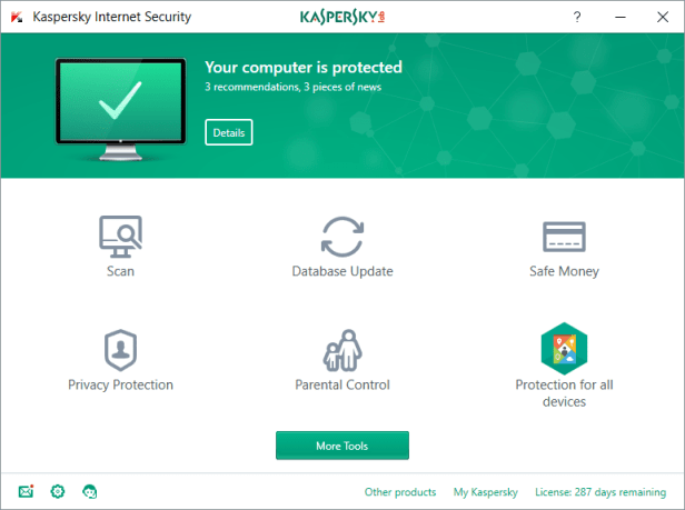 Kaspersky Internet Security 2018 Full Version