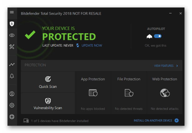 Bitdefender Activation Code 2018