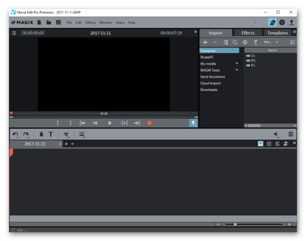 MAGIX Movie Edit Pro Premium Download